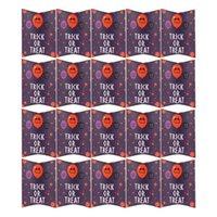 선물 포장 50pcs 상자 사랑스러운 캔디 베개 모양의 저장 용기
