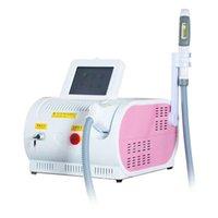 Portable IPL Opt SHR Super Laser Rejuvenation Facciale Sbiancamento facciale e ringiovanimento della macchina per la rimozione permanente permanente