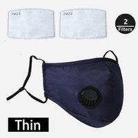 Anti lavável DHL livre DHL unisex face poeira respirando boca de algodão máscara anti-nevoeiro pm2 6RP7 k3n6