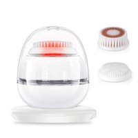 skin care Tools led light electric deep device wash face instrument brush facial cleansing brush