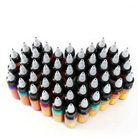 ألوان الوشم الحبر مجموعة ماكياج دائم فن صبغ 30 ملليلتر الطلاء ل حاجب كحل الشفاه الجسم 1
