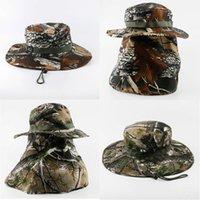 Berets Hat Man Bionic Benny Jakt Fisherman's Big Cornice Camouflage Hushållsutseende Bird Woman Travel