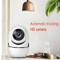 Cloud WiFi Wireless Baby Monitor IR Night Vision IP Camera Auto-track Home Security Surveillance Mini CCTV Network Cam