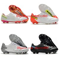 2021 Tiempo Legend 9 Elite FG Soccer Shoes Focus Motivation Rawdacious Black Pack 9th Mens Low Ankle Football Boots Cleats