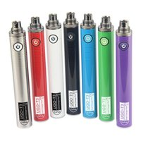 Authentic UGO T3 Battery 510 Thread 1300mah Vapor Pen Preheat Variable Voltage with Double USB Charging Port Passthrough for Thick Oil Vape Cartridges