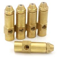 1pc 고품질 1mm 1.3mm 1.5mm 2mm 2.5mm 중유 오일 폐기물 알코올 기반 연료 버너 노즐 급수 장비