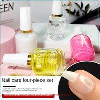 Tratamiento de uñas Nailpolish Cuidado de la grasa suavizante de nutrientes Aceite de calcio Agregado de calcio Aceite brillante