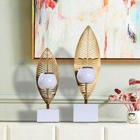 Candle Holders Wedding Gold Holder Christmas Ceramic Modern China Small Tealight Metal Porta Velas Home Decoration ZP50