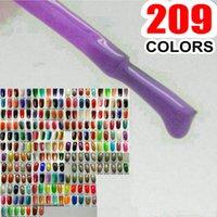 ~ Excellent ~ Nail art Color UV Gel polish Soak-off Soak off for UV LED Lamp ONE STEP GEL 15ml 5oz AODL Professional 209 colors * Choose Any