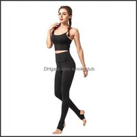Yoga Exercise Wear Athletic Outdoor Apparel & Outdoorsyoga Outfits Svokor Workout Seamless Set Solid Fitness Suits Gym Clothes Women Sports