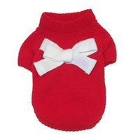 Dog Apparel Pet Cat Knitted Jumper Winter Sweater Warm Coat Jacket Puppy Clothes