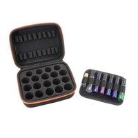Cosmetic Bags & Cases 15ml 10ml Essential Oil Bottle Storage Boxes Nail Polish Bag Makeup Case Travel Necessaire Suitcase Organizer