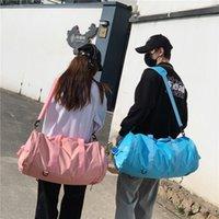 Leisure Solid Color Designer Large Capacity Oxford Travel Bag Sac Voyage Luxury Handbag Top Handle Bags Bolso Hombre Duffel