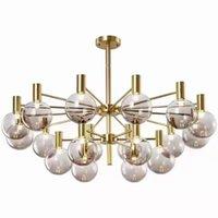 Nordic Living Room Pendant Lamps Light Luxury Creative Lighting Simple Modern Magic Bean Personality Restaurant Bedroom Lamp