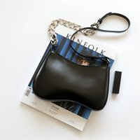 79% OFF NEW Genuine Leather Ladies Hand bags for women Shoulder Luxury Hands Hand Designer Saddle Famous Brand Women Messenger Factory Outlet Store Sale Wholesale