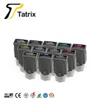Tatrix PFI-1000 PFI1000 Premium Compatible Printer Color Ink Cartridge For Canon ImagePROGRAF PRO-1000 PRO 1000 Cartridges