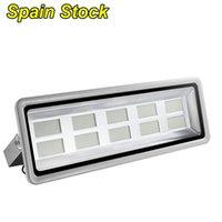 LED-schijnwerpers 1000W 500W 300W 200W 150W 100 W 50 W 20W Outdoor Flood Lights Landscape Lighting IP65 Werklamp 6000K Spanje Voorraad