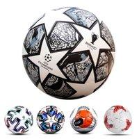 2021 Nieuwste Bal Professionele Maat 5 스티치 Stijl Match Voetbal PU Materiaal Hoge Kwaliteit 스포츠 훈련 Ballen