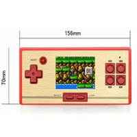 Игровой игрок консоль портативный ребенок 2,6 дюйма цветной экран портативные RS-20 видео с AV кабель + игроки