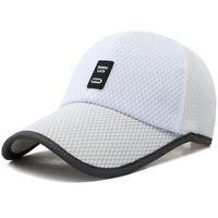 여름 모자 남자 빠른 건조 메쉬 야구 모자 자외선 차단제 자외선 차단제 낚시 모자 여성