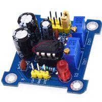 Circuits intégrés NE555 CYCLE DE DROIT DE DROIT DE DROIT DE DROIT DE DROIT SQUACE SQUIN DE SIGNAL DE SIGNAUX RECTANDIQUE RÉGLABLES 555 BOARD NE555P Module