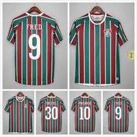 Fluminense soccer jerseys 2021 NENE FRED PH GANSO MARCOS PAULO football jersey NINO CALEGARI MIGUEL KAYKY sports wear camisa de tricolor man shirts 21 22