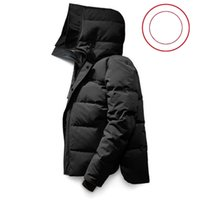 Winter Cartoon Clothing Mens Womens Designers Real Down Jackets Hommes Parker Overcoat Black label Jassen Insulated Manteau Skiing Jacket high quality M-2XL