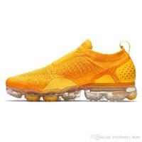 Melhor Qualidade Fly Moc 2 Knit 1.0 Universidade Preta Gold Mens Correndo Sapatos Mulheres Vermelho Dark Stucco Triplo Homens Brancos Sneaker Zapatos