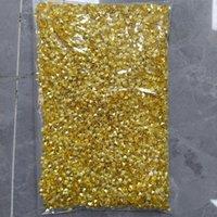 Nail Art Decorations 10000pcs bag Rivets Mixed Style 3D Gold Moon Star Metal Rivet Studs DIY Charm Decoration Accessories