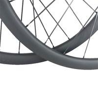 عجلات الدراجة العجلات الكربون 700c الفاصلة لايحتاج 38 ملليمتر d791 792SB hub 100x9 142x12mm 1700 جرام القرص 25 ملليمتر دراجة عجلة UD 3K