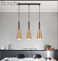 Подвесные светильники промышленные светильники света черный золотой лофт железа подвесной светильник с тени для кухни столовая дизайн спальня освещение