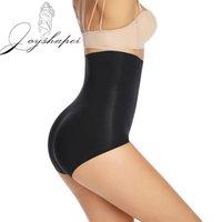 Frauen-Shaper JoyShaper Hohe Taille Nahtlose Formhöschen Slimming Bauchsteuerung Unterwäsche Sexy Atmungsaktiv Körper Panty Korsett Slips