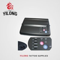 Wholesale- Tattoo Drawing Design Thermal Stencil Maker Copier Transfer Machine Printer Free Gift Paper 1
