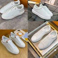 Высококачественные мужские повседневные туфли мужские роскошные дизайнерские кроссовки мужчина бегать прогулочные кроссовки Ace Trainers обуви в наличии Размер 38-44 мужчины мокасины