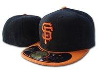 2021 San Francisco City SF Berretto da baseball montato Sport Flat Full Closed Cappelli chiusi all'aperto Fashion Hip Hop Snapback Chapeau Bones Gorra