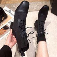Rivoli Boots Luxury Shoe Vintage Sneakers Calfskin High Top Designer Sneaker Men Women Rainbow Multi Rubber sole Trainers Runner Casual Shoes