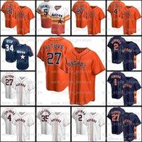 27 Jose Altuve 4 George Springer 1 Carlos Correa Nolan Ryan Джастин Verlander Alex Bregman Z5 Zack Greknke Yordan álvarez бейсбол