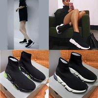 2021 كبار مصمم الأحذية عارضة الأحذية سرعة مدرب الفاخرة المرأة آلهة الجوارب منصة التمهيد 35-40