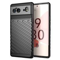 내구성 실리콘 견고한 핸드폰 케이스 Google Pixel 6 5 4 XL Pixel6 Pro Pixel5A Pixel4A LG Stylo 7 5G 4G STYLE6 K92 K61 K51 K50S K41S K51S G8x V50S