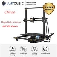 طابعة Chiron 3D مع وظيفة التسوية التلقائية، الطارد المزدوج Z-Axis، الجهد 24V