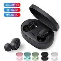 A6S TWS Auriculares Auriculares Bluetooth 5.0 Auriculares inalámbricos Life a prueba de agua Auriculares auriculares con micrófono para todos Goophone