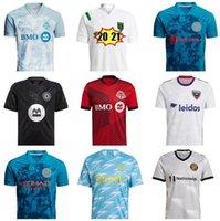 MLS 2021 2022 Los Angeles La Galaxy Inter Miami CF Футбол Джетки Parley Primeblue Kit 21 22 Cincinnati Atlanta D.C United Lafc Montreal Nashville Minnesota