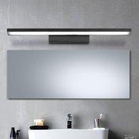 벽 램프 LED 미러 헤드 램프 방수 및 습기 방지 욕실 크리 에이 티브 현대 간단한 알루미늄 램프