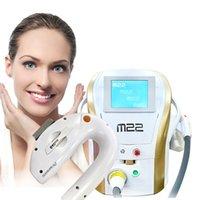 M22 2021 IPL OPT SHR Multi-application Laser Beauty Machine For Skin Rejuvenation Vascular Hair Removal Laser Equipment