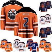Edmonton Oilers Duncan Keith Jersey Leon Drisaitl Tyson Barrie Connor McDavid Ryan Nugent-Hopkins Tim Soderlund Zack Kassian Jesse Puljujarvi Nugent-Hopkins