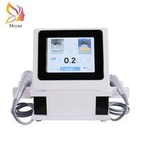 Smas 7D HIFU 25000 Çekim 7 Kartuşlar Yüz Kaldırma Anti-kırışıklık Cilt Sıkma Ultrasonik Terapi Zayıflama Makinesi