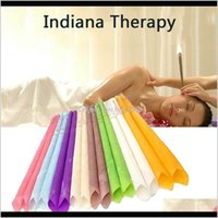10Pcs Candles Healthy Aromatherapy Treatment Wax Removal Cleaner Ears Coning Indiana Therapy Fragrance Candling Ucv8R Supply Po6Lq