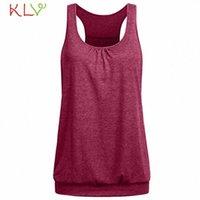 Sommer Ernte Tank Top Frauen Casual Lose Solide Harajuku Camis Fitness Basic Shirt Unterwäsche Mujer Chic Streetwear Plus Größe 19M18 L3PN #