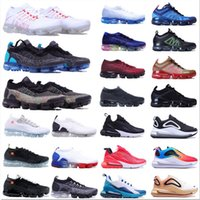 Newest V Mens Running Shoes Barefoot Soft Sneakers Women Classic Black White Flying Knit Cushion Breathable Athletic Casual Sport Shoe Hiking Jogging Sock Shoe
