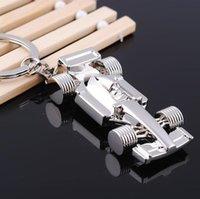 F1 키 버클 판매 체인 실버 메탈 패션 모델 키 체인 선물 액세서리 자동차 크리 에이 티브 핫 eistc